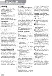 ELK Fertighaus AG - cBm Immobilien - Fertighaus