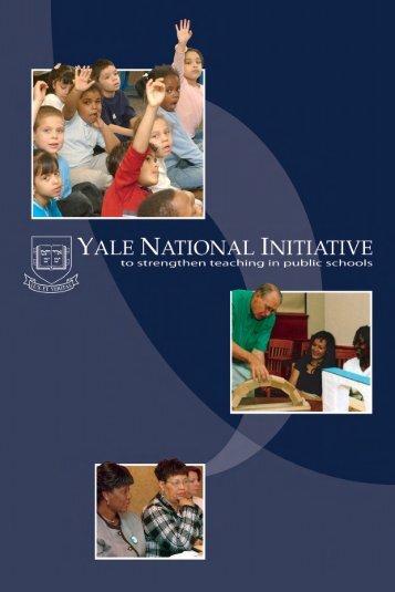 Untitled - Yale National Initiative - Yale University
