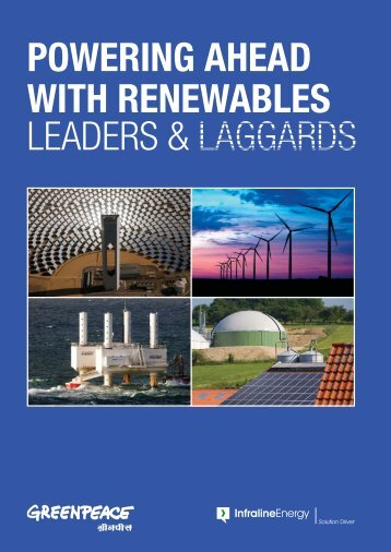 Powering Ahead with Renewables: Leaders and ... - Greenpeace