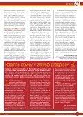 Máj 2008 - Ústredie práce, sociálnych vecí a rodiny - Page 5