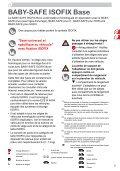 BABY-SAFE ISOFIX Base - Page 4