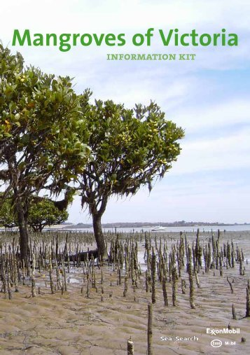 Mangroves of Victoria Information Kit - Parks Victoria