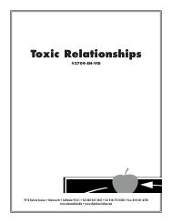 Toxic Relationships - Discovery Education
