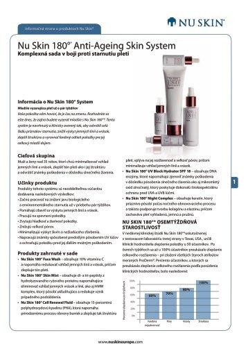 Nu Skin 180°® Anti-Ageing Skin System - Nu Skin Force for Good ...
