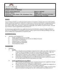 Subject: LEAVE OF ABSENCE Source: Human Resources Policy ...