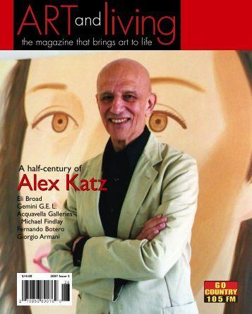 Alex Katz - Art and Living