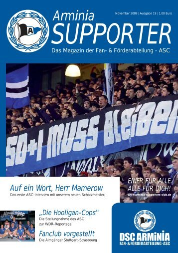 SUPPORTER - Arminia Supporters Club