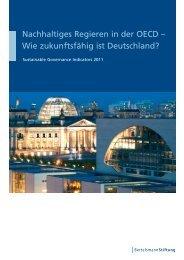 Wie zukunftsfähig ist Deutschland? - Bertelsmann Stiftung