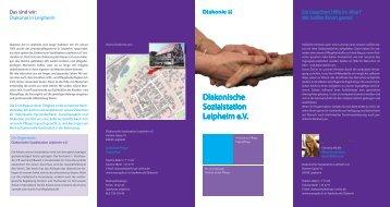 Flyer - Evangelisch in Leipheim und Riedheim