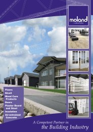 the Building Industry - Moland