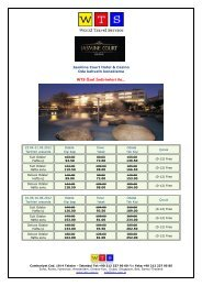Jasmine Hotel fiyat listesi için tıklayınız