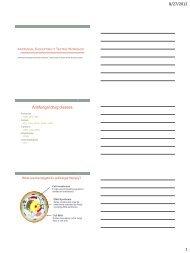 Antifungal Susceptibility Testing - SWACM