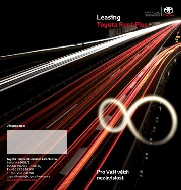 Leasing Toyota Rent Plus - Toyota Financial Services
