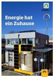 Energie hat ein Zuhause - Alpine Energie