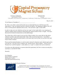 Letter to parents about skipping Pre-Algebra going to Algebra 1