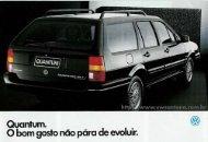 Santana Quantum 1993 - VW Passat