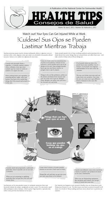 Cuídese! - National Center for Farmworker Health