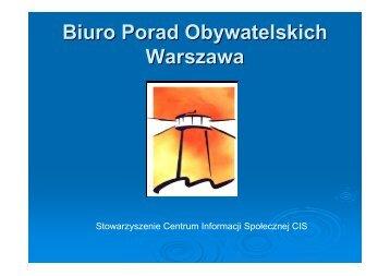 18109BPO prezentacja na konferencje.pdf - Warszawa