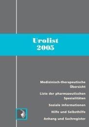 Urolist 2005