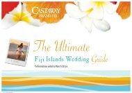 Fiji Weddings Guide - Fiji Wedding Packages