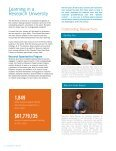 Arts & Science Viewbook - the Faculty of Arts & Science - University ... - Page 6