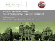 OntarioElection_IssuesEconomy_wave1FINALb