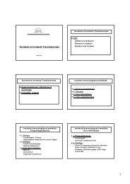 Accidents et Incidents Transfusionnels - longue vie et autonomie ...