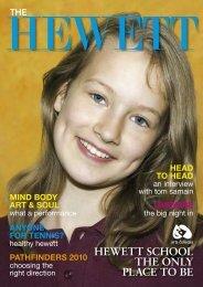 my favourite subject - The Hewett School