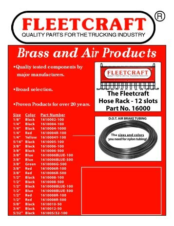 Fleetcraft Brass and Air Products - 4 page.p65 - New Life