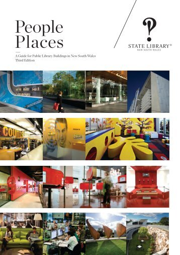 People places a guide for public library buildings in NSW