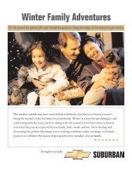 Winter Family Adventures