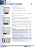 Jencons laboratory catalogue Vacuum ovens drying ovens Binder ... - Page 7