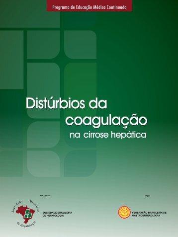 Distúrbios da coagulação - Sociedade Brasileira de Hepatologia