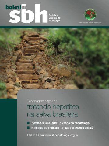 Boletim SBH março/2011 - Sociedade Brasileira de Hepatologia