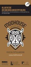 Tattoo - Modhouse