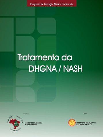 Tratamento da DHGNA / NASH - Sociedade Brasileira de Hepatologia