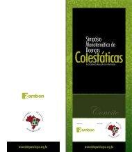 Simpósio - Sociedade Brasileira de Hepatologia