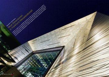Messehalle Frankfurt in mbquadrat (Quelle: Max Bögl ... - Wiehag