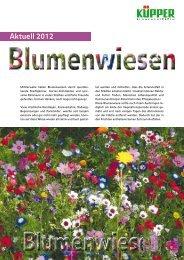 Aktuell 2012 - Kuepper-bulbs.de