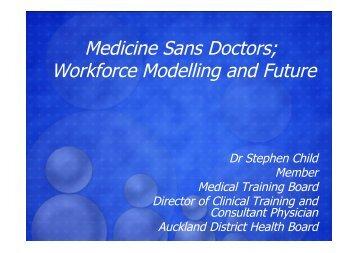 Medicine Sans Doctors - General Practice Conference & Medical ...