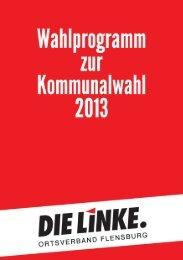 Seite - DIE LINKE Flensburg