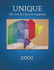 unique 2002 - Arise