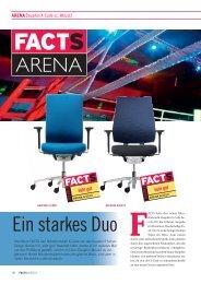 Arena: Ein starkes Duo - FACTS Verlag GmbH