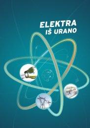 Elektra iš urano - Visagino atominės elektrinės projektas