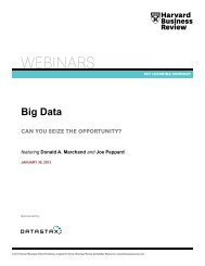 Big Data - BullsEye Resources
