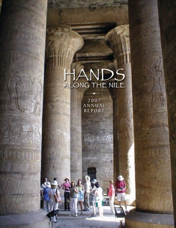 2007 - Hands Along The Nile