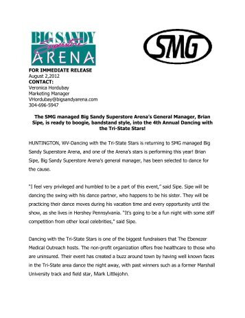 FOR IMMEDIATE RELEASE August 2 2012 CONTACT: Veronica ...
