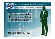 Palestra Clube GP Hervé - Riscos - Julho_12 - Crea-RJ
