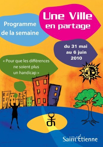 Le livret - Autistes et autisme à Saint Etienne, Loire.