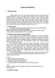 Bab 2. LOGIKA MATEMATIKA - Blog at UNY dot AC dot ID